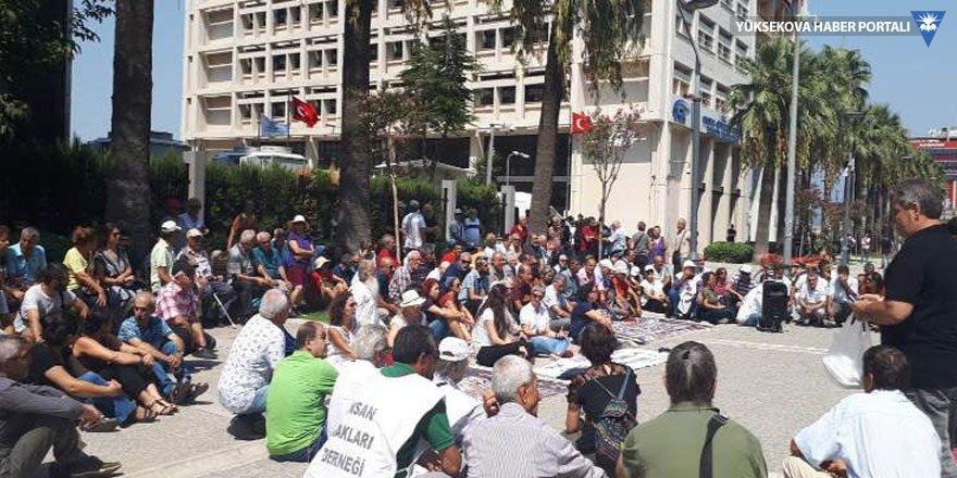 İzmir'den Cumartesi Anneleri'ne destek: Kayıplar bulunsun!
