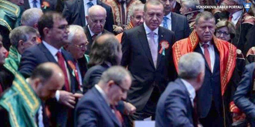 Erdoğan'dan yeni adli yıl mesajı