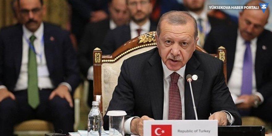 Erdoğan: Uluslararası ticarette dolar egemenliğine son verilmeli