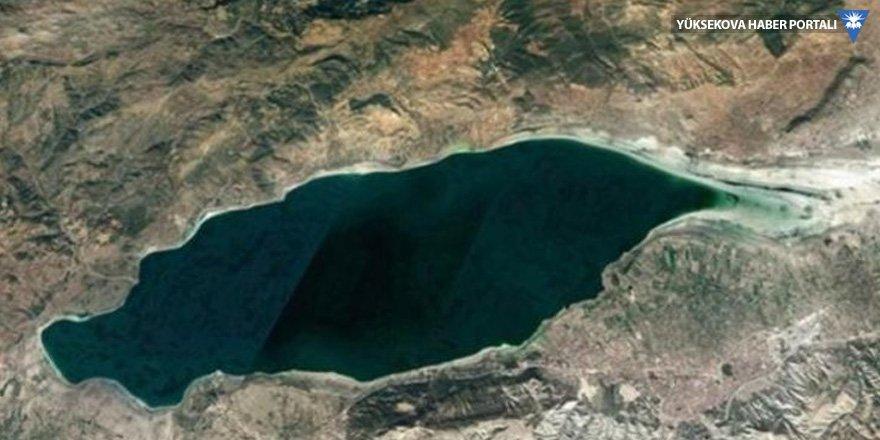 Burdur Gölü'nün 'gözyaşları' fotoğraflandı!