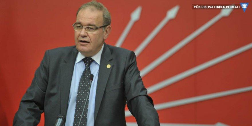 CHP Sözcüsü Öztrak: Milletle alay etmeyin