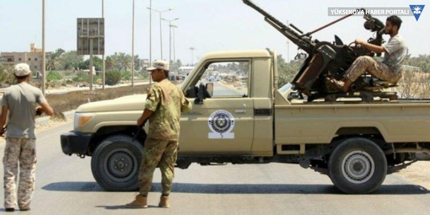 Libya'daki çatışmalarda 41 kişi öldü