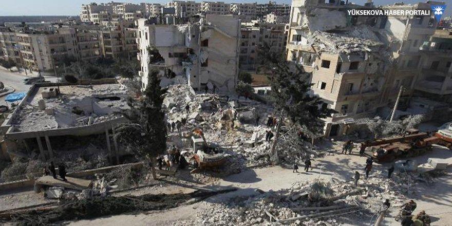 Reuters: Rusya İdlib'te bombardımana başladı