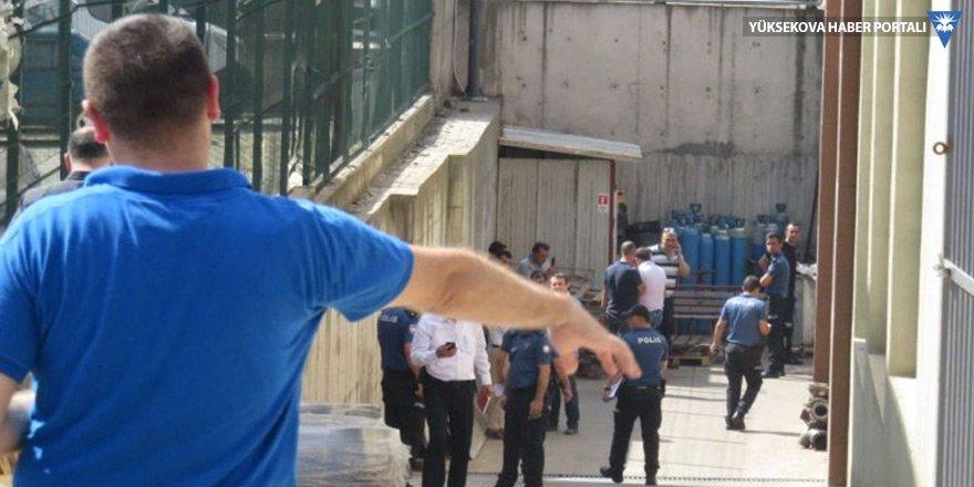 Tuzla'da patlama: 1 işçi öldü