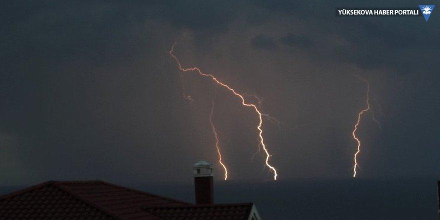 Meteoroloji: Yağışlı havalar geliyor