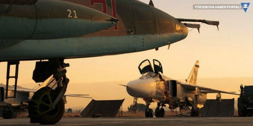 İdlib'de yüksek gerilim: Rusya vurdu