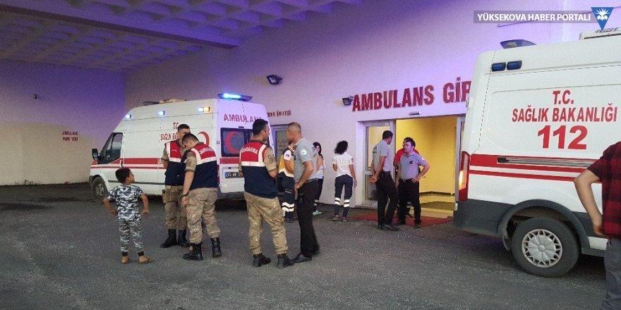 Tatvan'da trafik kazası: 2 ölü 2 yaralı