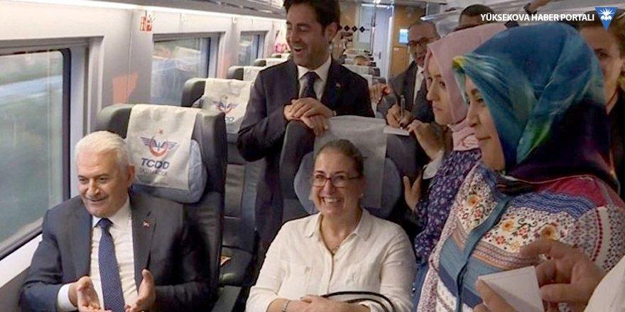 Yıldırım'a hızlı tren tepkisi: Bana yapacağın bu muydu senin?