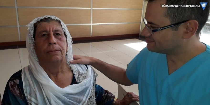 Boğazındaki tiroitten 38 yıl sonra kurtuldu