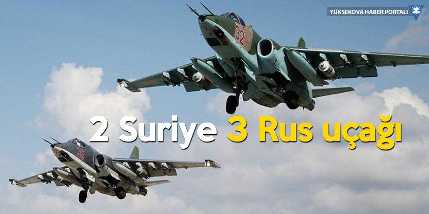 Rusya ve Suriye'den İdlib'e yeni hava saldırısı
