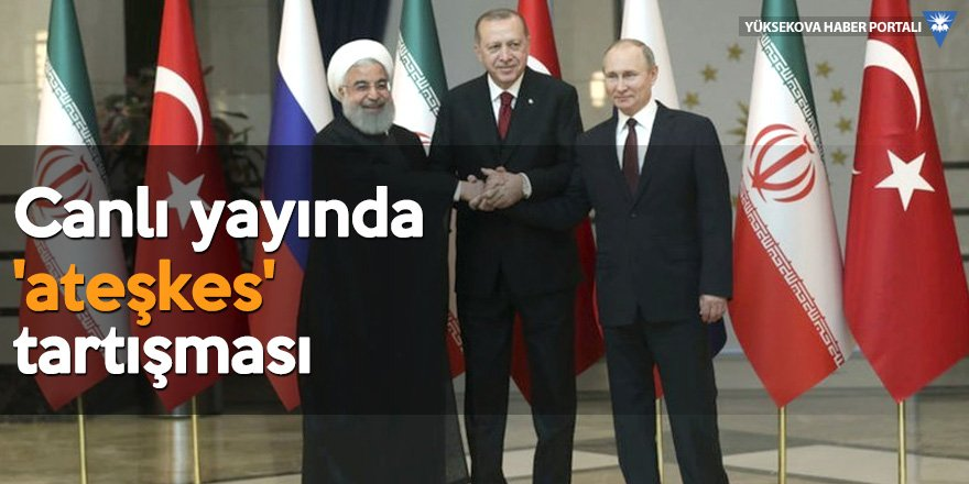 Erdoğan ateşekes dedi, Putin itiraz etti!