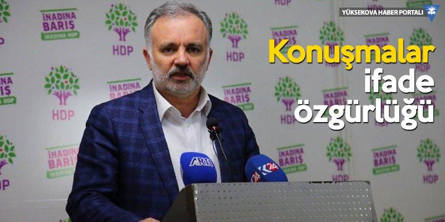 HDP'li Bilgen: Bu karar çözüm arayışını cezalandırmaktır