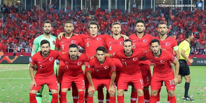 Türkiye Rusya'ya 2-1 yenildi