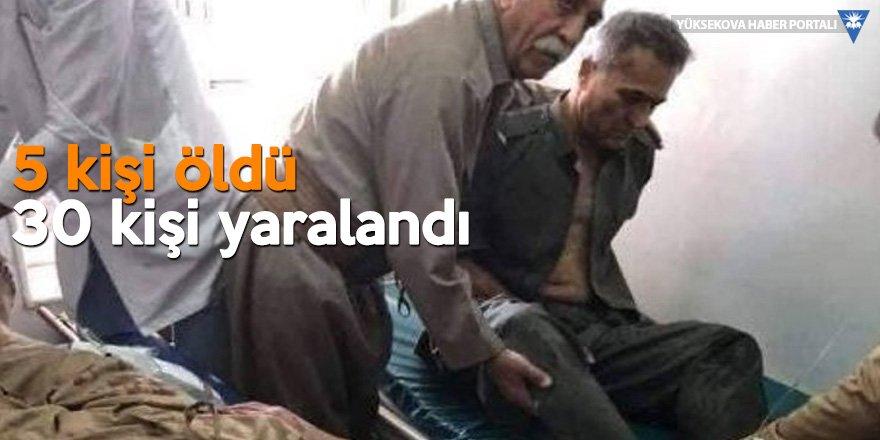İran güçlerinden Erbil'deki İran-Kürdistan Demokrat Partisi'ne saldırı
