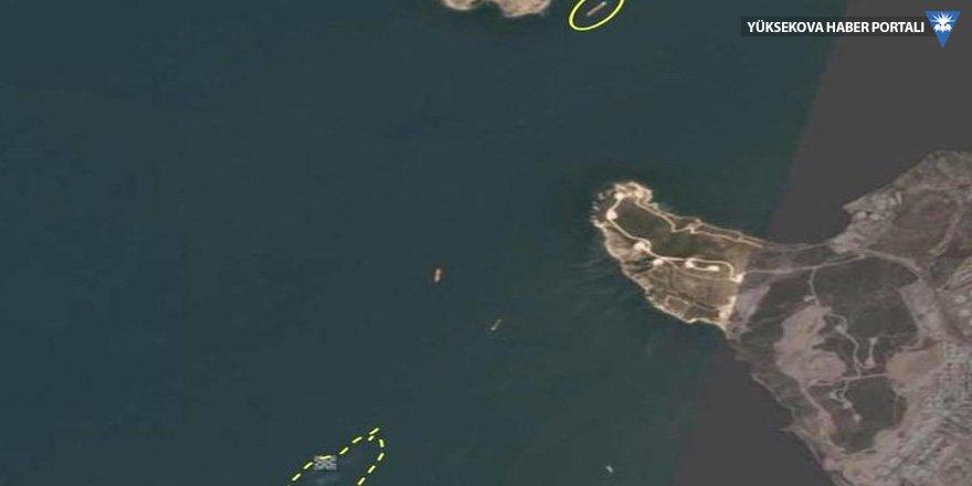 İzmir'de deniz böyle kirlendi
