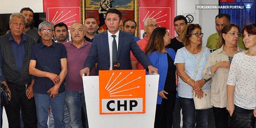 Afyon CHP'de toplu istifa