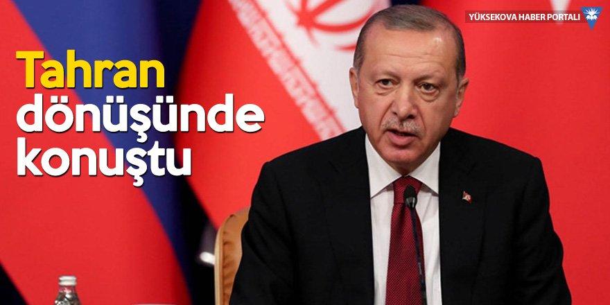 Erdoğan: Ateşkes, zirvenin en önemli sonucu