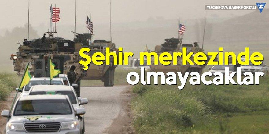 ABD: Türkler Menbic merkeze girmeyecek