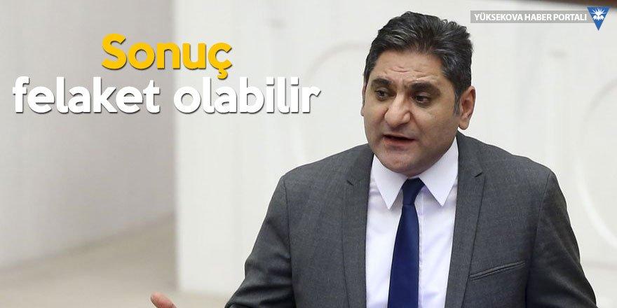 CHP'li Erdoğdu'dan faiz uyarısı