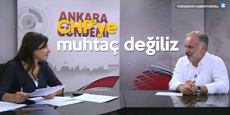 HDP'den CHP'ye: Yanlış yapma lüksümüz yok