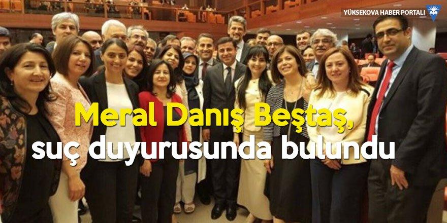 HDP'lileri takibi suç sayan savcı hakimler için suç duyurusu