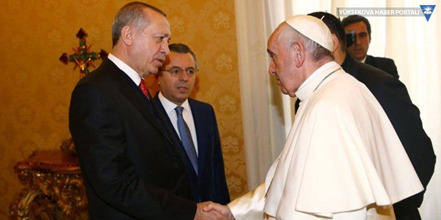 Cumhurbaşkanı Erdoğan'ın basın danışmanı büyükelçi oldu