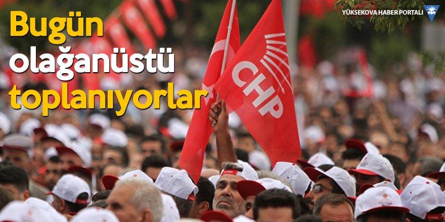 'CHP'nin aday isimleri belli olmaya başladı'