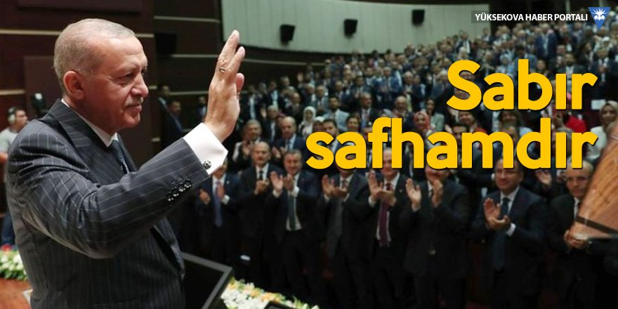 Erdoğan: Ağustos'taki yükseliş döviz suikasti girişimidir