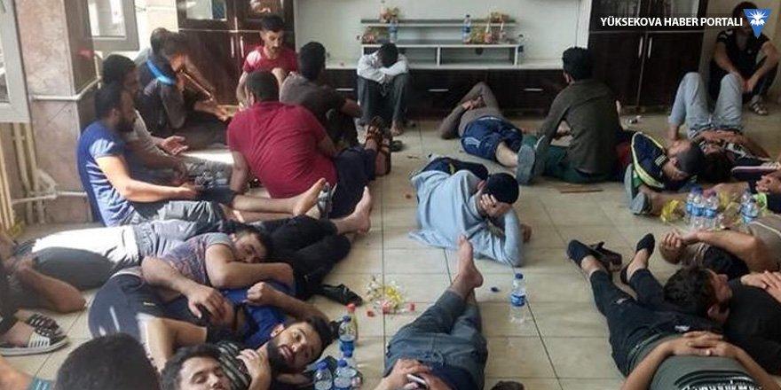 Üçüncü havalimanı işçileri karakolda bekletiliyor