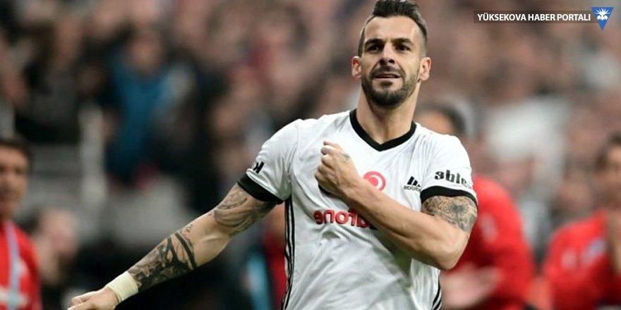Negredo'dan Beşiktaş'a veda: Yollar ayrıldı