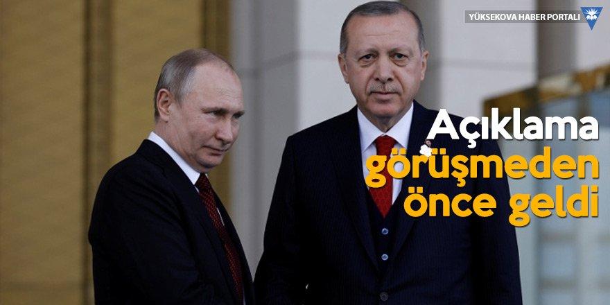 Rusya: İdlib'de Türkiye ile görüş ayrılığı var