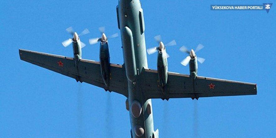 Rus uçağı Akdeniz'de kayboldu