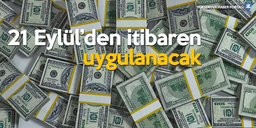Merkez Bankası'ndan yeni kur hamlesi: Zorunlu karşılık faizi yükseltildi