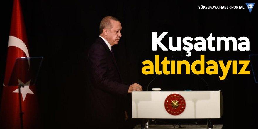 Erdoğan: İleride arayacağım aranızdan cumhurbaşkanı çıkacak mı...