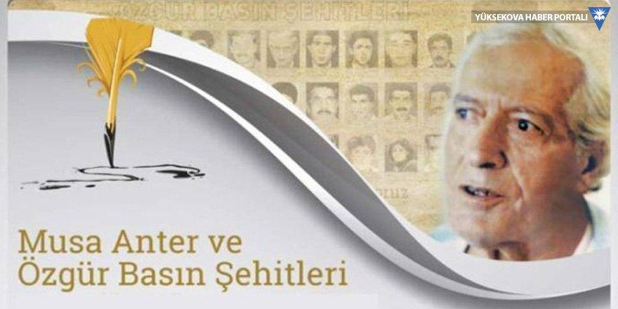 Musa Anter Gazetecilik Ödülleri'nin sahipleri belli oldu