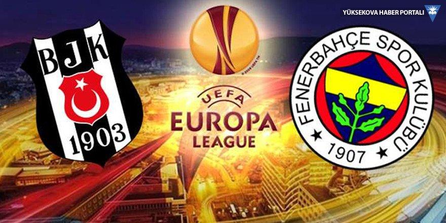 Avrupa Ligi'nde yayın krizi, Fenerbahçe ve Beşiktaş'ın maçları yayınlanacak mı?