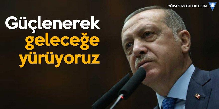Erdoğan: Bizde kriz filan yok