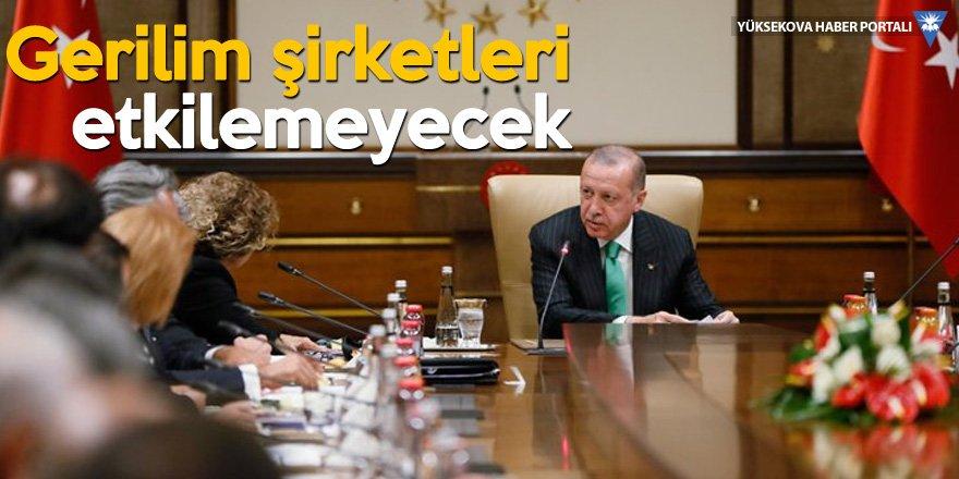 Cumhurbaşkanı Erdoğan: Serbest piyasa ilkelerinden taviz vermeyeceğiz