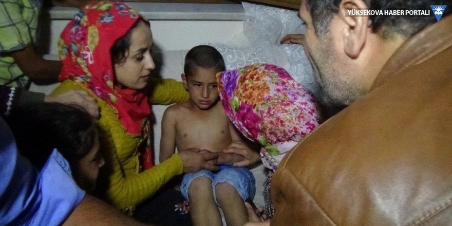 Van'da kayıp sanılan çocuk dolapta bulundu