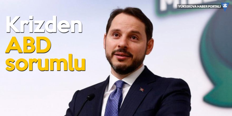 Hazine ve Maliye Bakanı Albayrak, Alman basınına yazdı: Türkiye, kur krizini atlattı