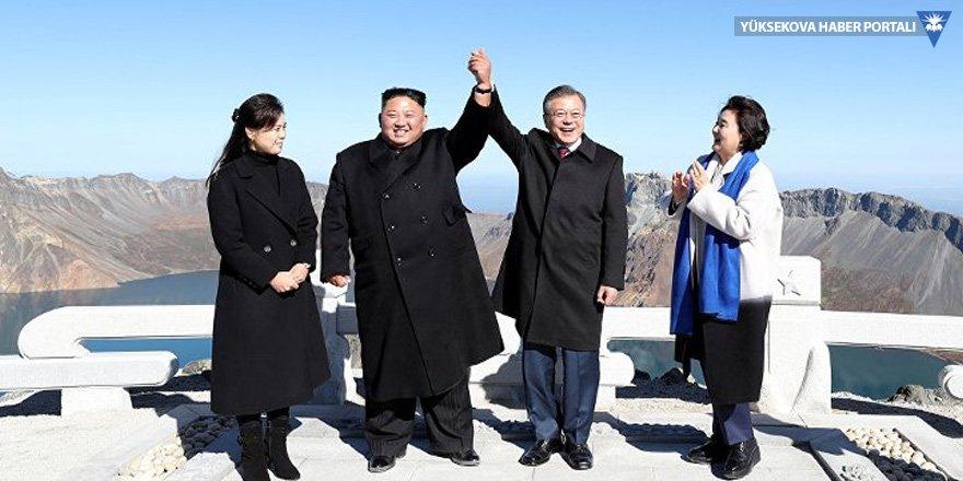 Güney Kore'den Kuzey Kore'ye: Husumeti bitirelim