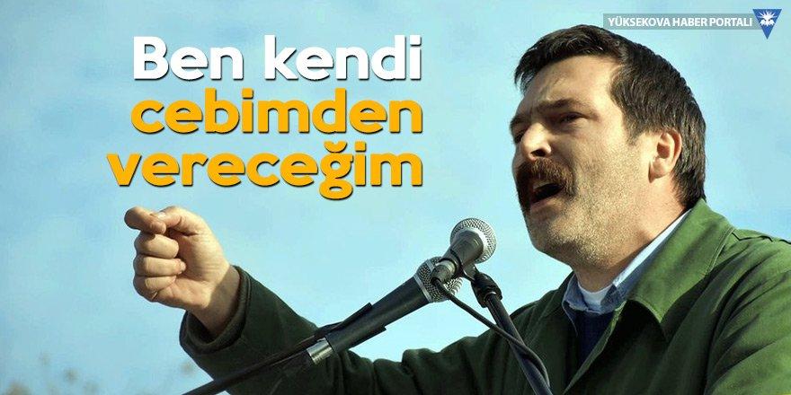 Erkan Baş: Fatih Altaylı'dan 24 saat rica ediyorum