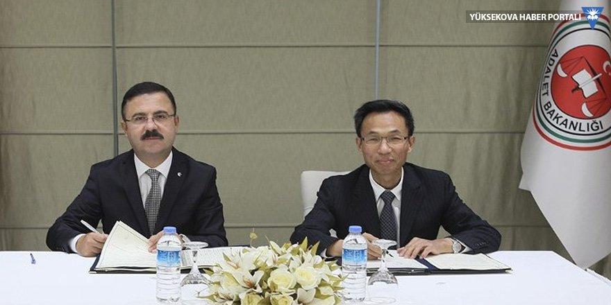 Hakimler ve savcılar Çin'e gidip Çince öğrenecek