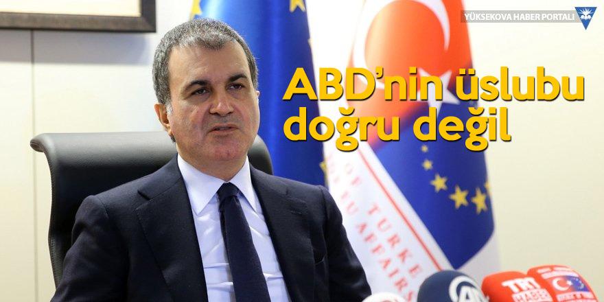 Ömer Çelik: MHP ile ayrılıklar ittifakı sarsmaz