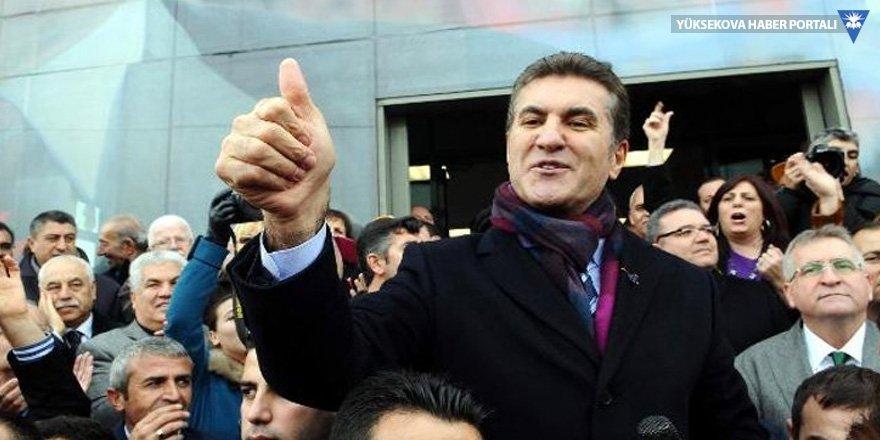 Mustafa Sarıgül ilk mitingi yaptı!