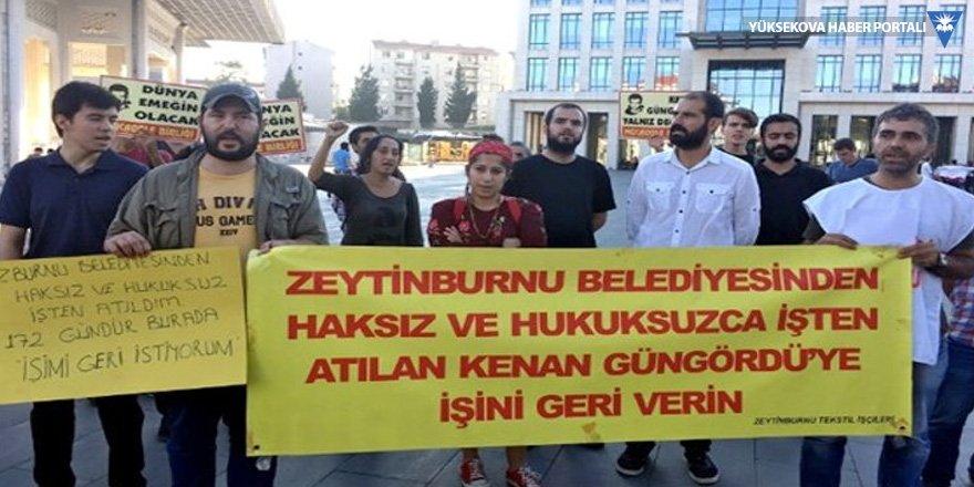 KHK ile işten atılan Güngördü, Ankara'ya yürüyecek