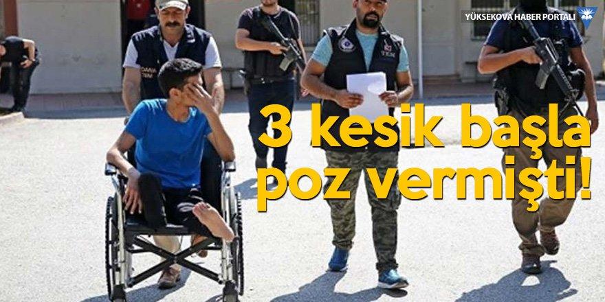O IŞİD'li Adana'daki hastanede yakalandı