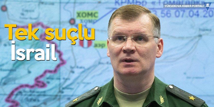 Rusya: İsrail bize yanlış bilgi verdi