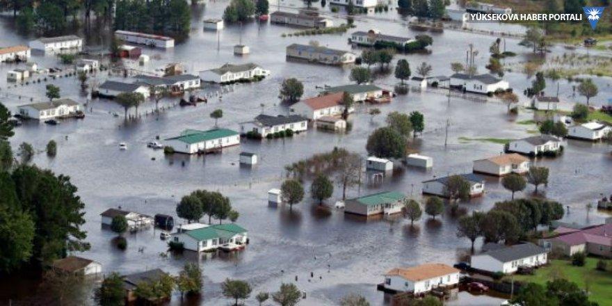 Florence kasırgasında ölü sayısı 43'e yükseldi