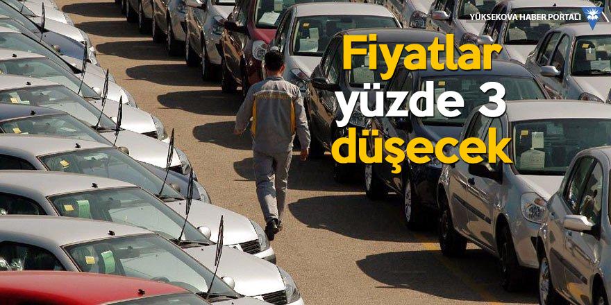 Otomotivde ÖTV indirimi